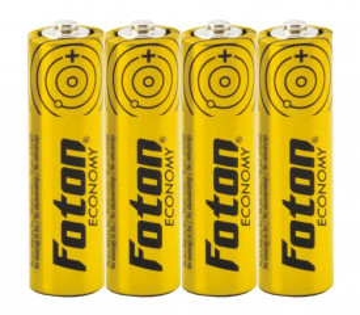 Set 4 Baterii R3 Foton Economy 1.5V