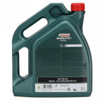 Ulei motor Ford Magnatec Diesel 0W-20 (5 litri)