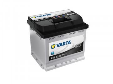 Varta Black 45Ah 400A B19 545412040