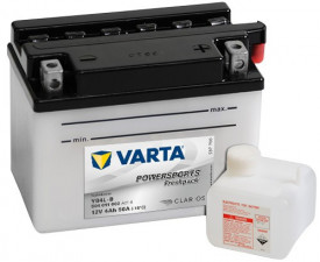 Ac. Moto Varta Freshpack 12V 4Ah YB4L-B