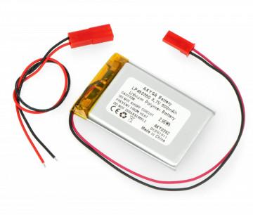 Acumulator Li-Polimer LP453350 3.7V 800mAh