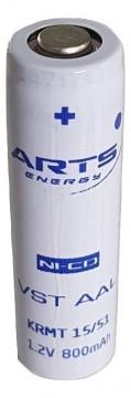 Acumulatori VST AA L (R6) NiCd 1.2V 800mAh