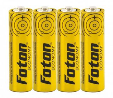 Baterii R6 Foton Economy 1.5V
