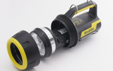 Lanterna reincarcabila submersibila antiex WOLFLITE XT-75L