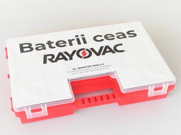 pachet baterii ceas rayovac
