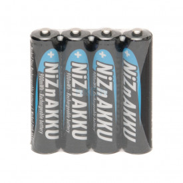 Set 4 acumulatori NiZn AA Ansmann 1.2V 2500mWh