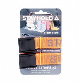 SET OF 2 UTILITY STRAPS - STAYHOLD