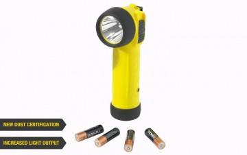 Lanterna profesionala antiex WOLF ATEX TR-40