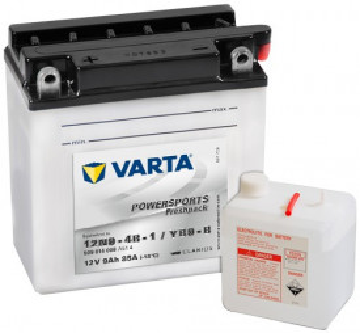 Ac. Moto Varta Freshpack 12V 9Ah 12N9-4B