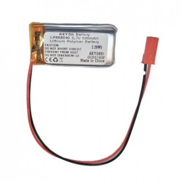 Acumulator Li-Polimer LP852040 3.7V 620mAh
