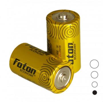 Baterii R20 Foton Economy 1.5V