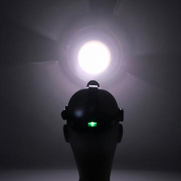 Lanterna frontala Foton HL-2157 cu acumulatori LED 10W