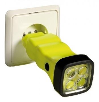 Lanterna reincarcabila antiex AccuLux Four LED EX