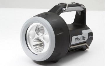 Lanterna reincarcabila submersibila antiex WOLFLITE XT-75K