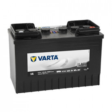 Varta Black I4 110Ah 680A 610047068