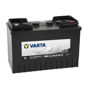 Varta ProMotive I4 110Ah 680A 610047068