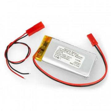 Acumulator Li-Polimer LP103058 3.7V 1700mAh