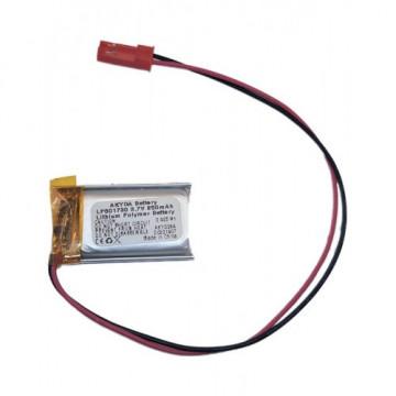 Acumulator Li-Polimer LP601730 3.7V 250mAh