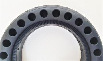 Anvelopa plina 8 inch cu cavitati, 8x2.0-26-2