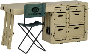 Birou mobil de campanie Peli Field-Desk-TA