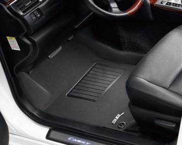 Covorase auto bej Kagu 3D Mat VW Golf V