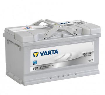 F18 Silver Dynamic 85Ah EN 800A 585200080