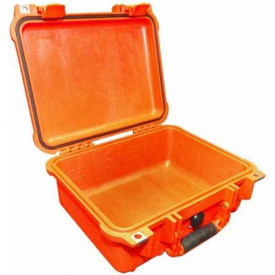 Peli 1400 orange no foam