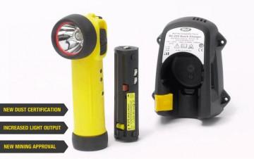 Lanterna reincarcabila Zone 1 WOLFLITE R-50H