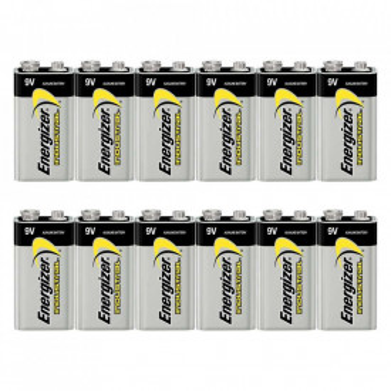 Set 12 baterii Energizer LR22 (6LR61) 9V