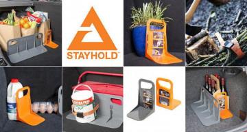 SET 2 chingi STAYHOLD Utility Straps