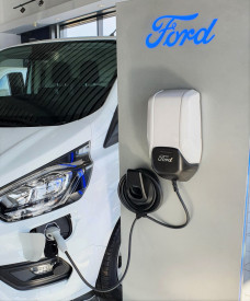 Statie de incarcare Ford Connected Wallbox