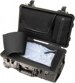 Troler rigid Peli 1510LOC Protector Laptop Case