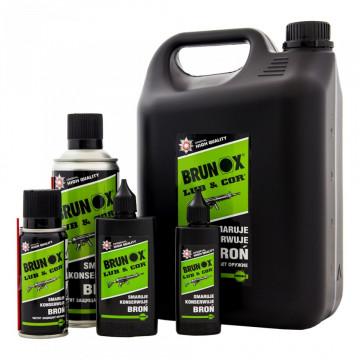 Brunox LUB&COR® inhibitor de coroziune