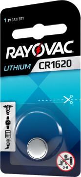 Baterie CR 1620 Litiu Rayovac  3V (CR1620)