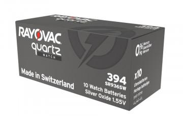 Baterie pt ceas Rayovac 394 SR936SW 10 bucati