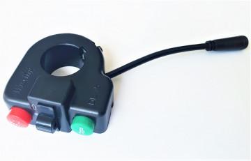Comutator lumini si claxon Trotineta ST1002/ST1010