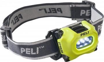 Lanterna frontala Peli 2745Z0 cu 3 led