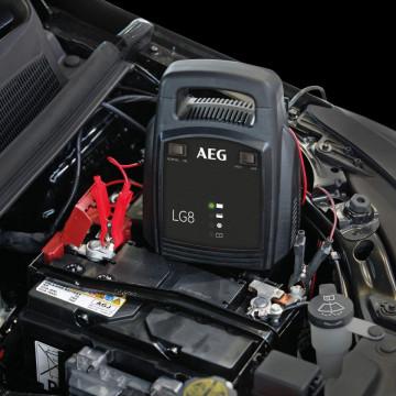 Redresor automat AEG LG8 12V 8A 10273