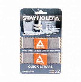 SET 2 curele elastice STAYHOLD Quick Straps
