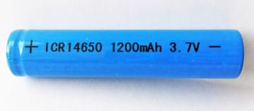 Acumulator Li-Ion 14650 3.7V 1200mAh