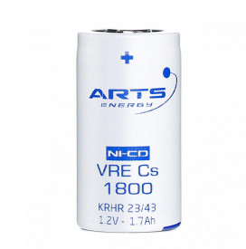 Acumulator VRE CS Arts (Saft) 1.2V 1800mAh