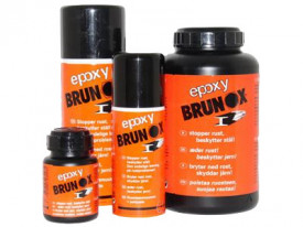 Brunox EPOXY - tratament antirugina