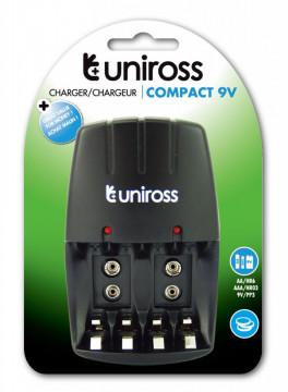 Incarcator Uniross Compact 9V Charger UCU004