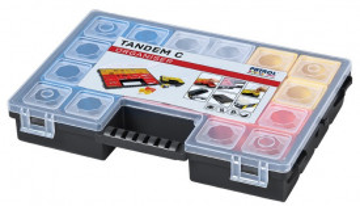 Organizator Patrol Tandem C300 color