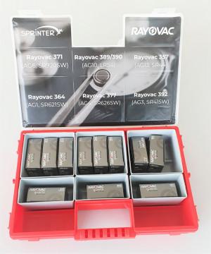 baterii ceas rayovac