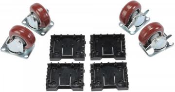 Set roti Peli 0507 Caster Wheel Kit