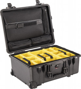 Troler foto rigid Peli Studio Case 1560SC
