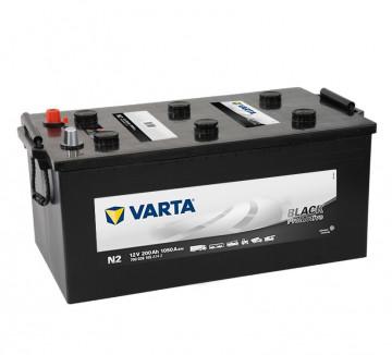 Varta Black 200Ah 1050A 700038105