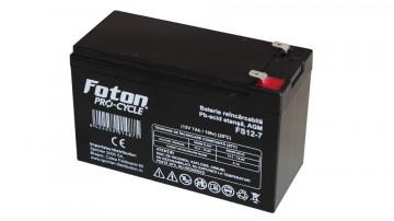 Acumulator Foton FS12-7.5 12V 7.5Ah