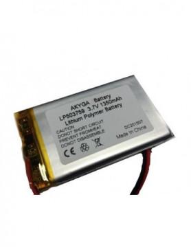 Acumulator Li-Polimer LP503759 3.7V 1350mAh